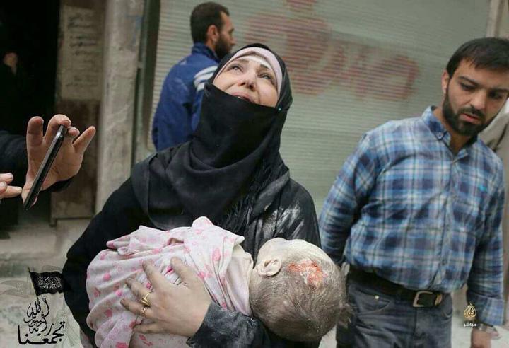 civili Stategia barbarilor: Alep, cimitirul Siriei