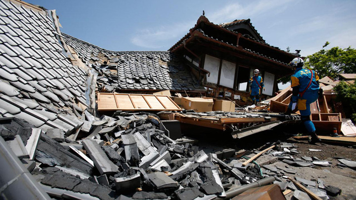 cutremur1 In 2016, catastrofele naturale au costat peste 151 miliarde de euro