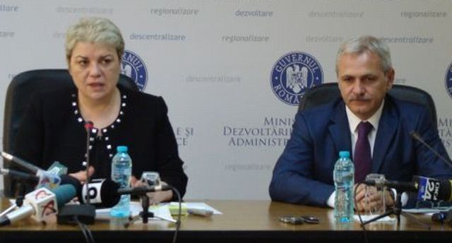 dragnea sevil Seful PSD: Sevil Shhaideh lucreaza acum la buget