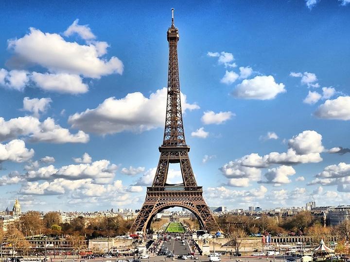eiffel S a inchis Turnul Eiffel