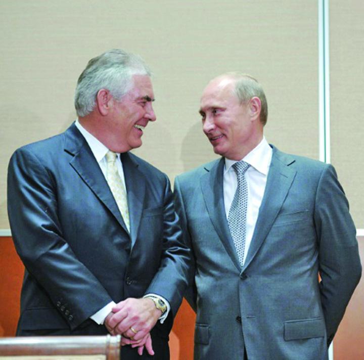 exxon1 Rex Tillerson, un petrolier mai aproape de benzinaria Rusia