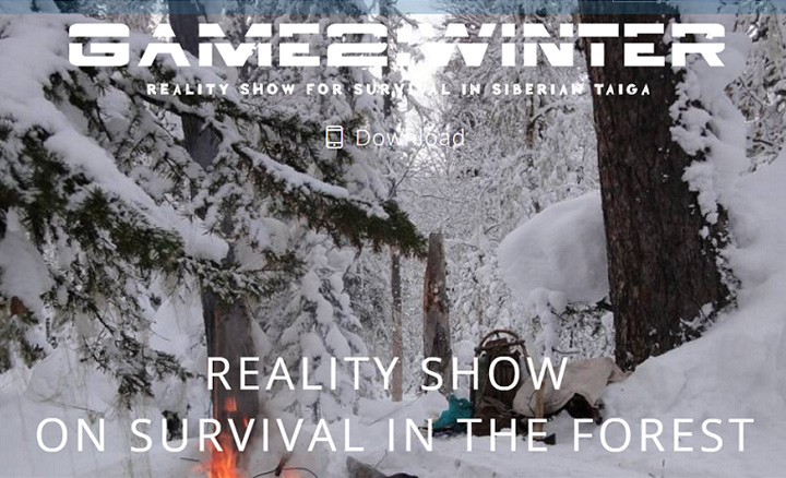 game 2 winter Reality show ul unde crima si violul sunt permise