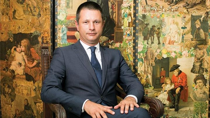 """grigorescu Johannes Burghold, """"calaul"""" economiei romanesti!"""