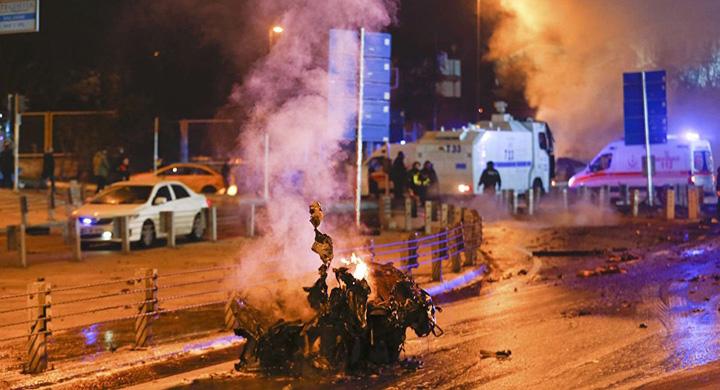 istanbul 1 Moartea nu se mai satura in Turcia