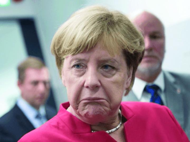 merkel De ce a venit randul Germaniei?