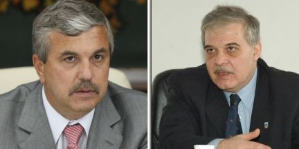 ministri Fostii ministri Dan Nica si Alexandru Athanasiu, plasati sub control judiciar