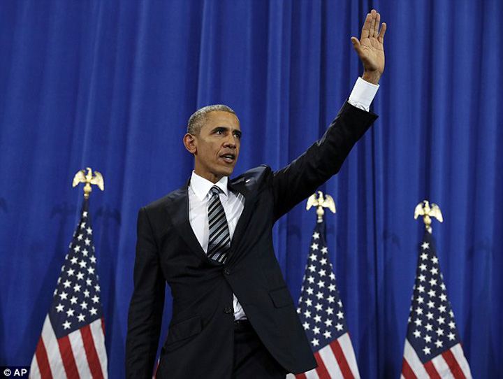 obama Obama are o sosie chinezeasca