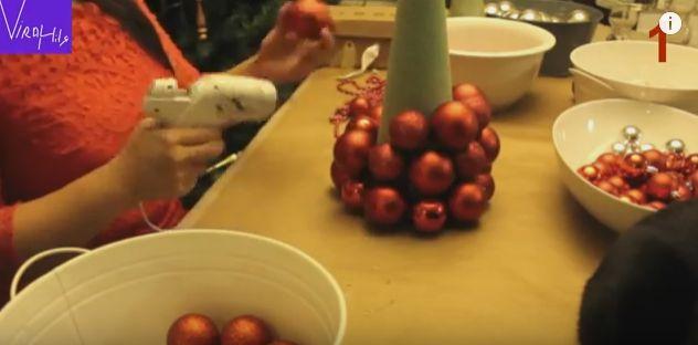 ornamente Idei ingenioase pentru decoratiuni de Craciun facute in casa (VIDEO)