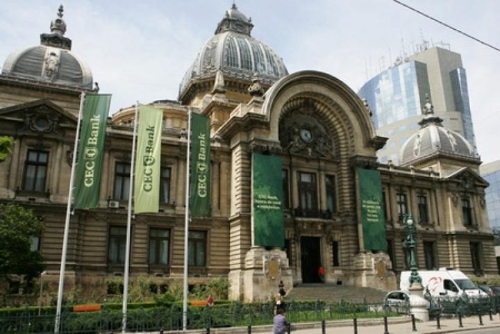 """palat Familia Rothschild, """"verde""""  pentru preluarea CEC Bank!"""