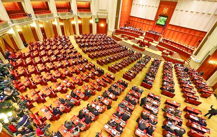 parlament evz Parlamentul invie inainte de Craciun