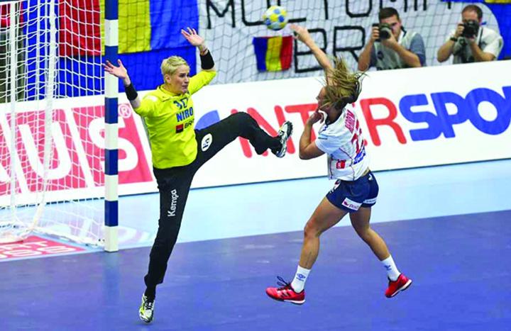 paula ungureanu Romania, din ce in ce mai aproape de semifinale