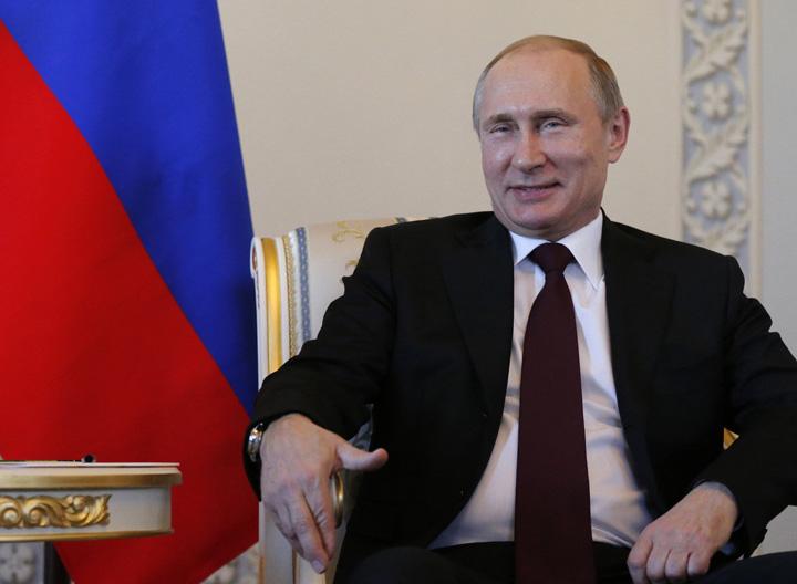 putin 11 Americanii au ales, Putin a numarat voturile