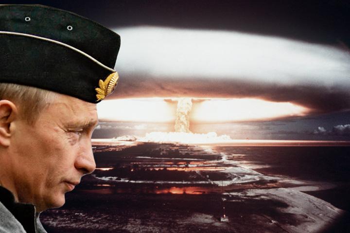putin1 Putin strica veselia de la Deveselu