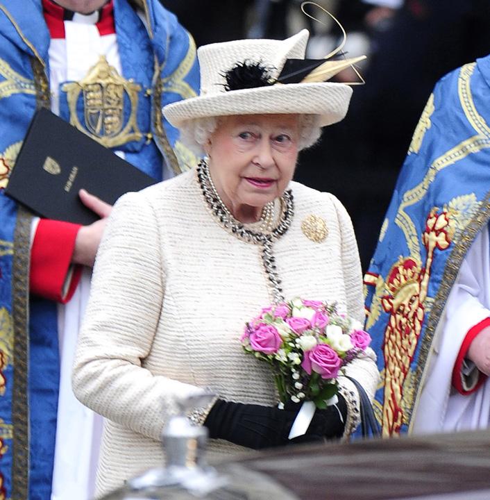regina marii britanii Regina Elisabeta a II a se trage din Sangeorgiu de Padure