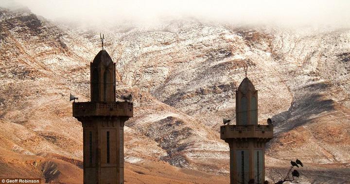 sahara A nins in Sahara, dupa 37 de ani