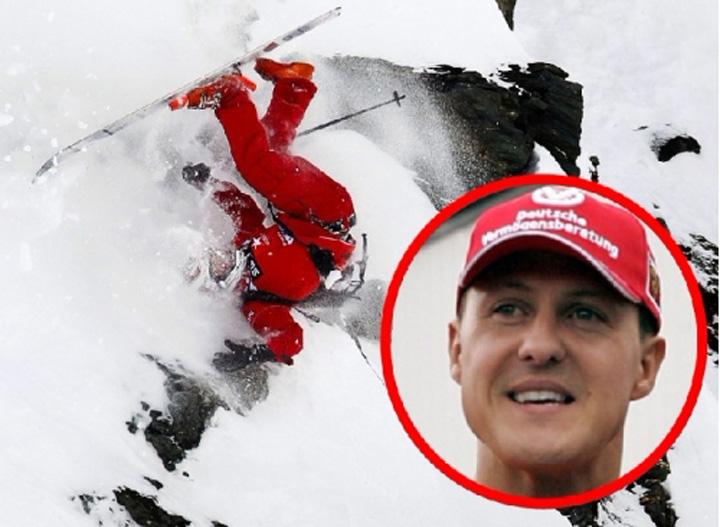 schumi A cerut 1 milion de euro pentru o fotografie cu Michael Schumacher pe patul de spital