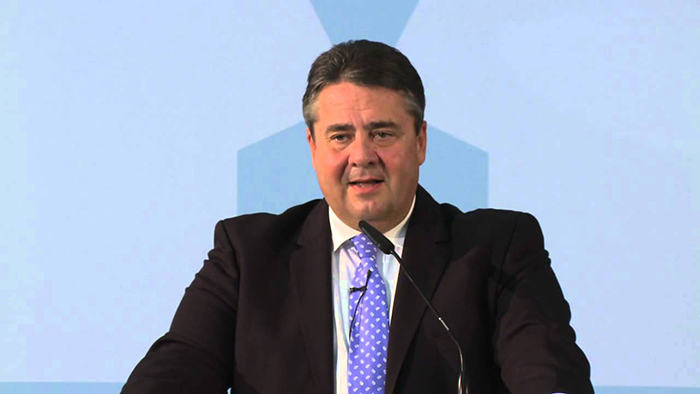 sigmar Liviu Dragnea, felicitat de vicecancelarul Germaniei