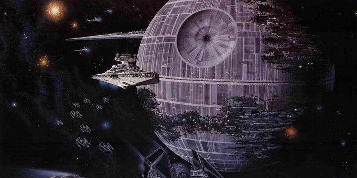 steaua mortii putea construita asteroid Cum arata factura zilnica de curent a lui Darth Vader