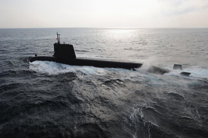 submarin Rusia testeaza un submarin fara pilot