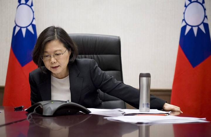 taiwan Trump starneste viesparul numit China