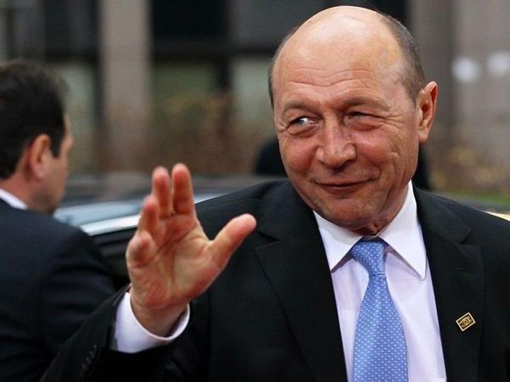 traian basescu1 Basescu face opozitie de spaima catuselor