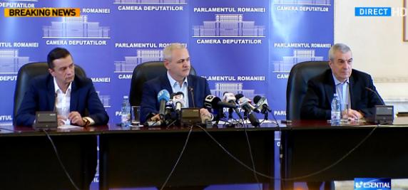 """trio Premierul desemnat anunta ca a primit un sms de la Iohannis/ Tariceanu: """"Este de Cartea Recordurilor"""""""