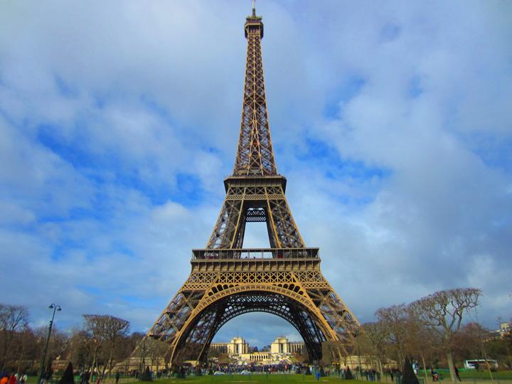 turnu eiffel Trnul Eiffel, redeschis publicului