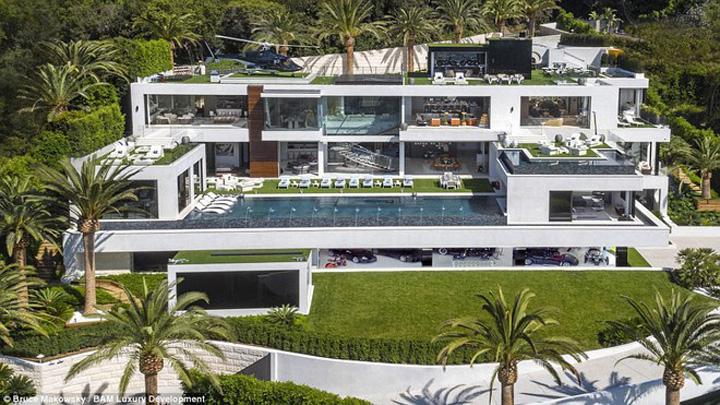 16 Cea mai scumpa casa din America, opulenta la extrem