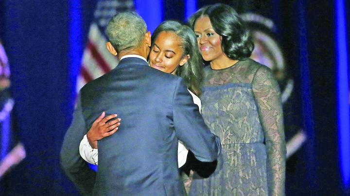509237843 Obama pleaca in lacrimi