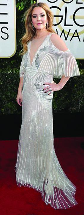 BUNA Drew Barrymore Meryl Streep a invins Globurile de Aur