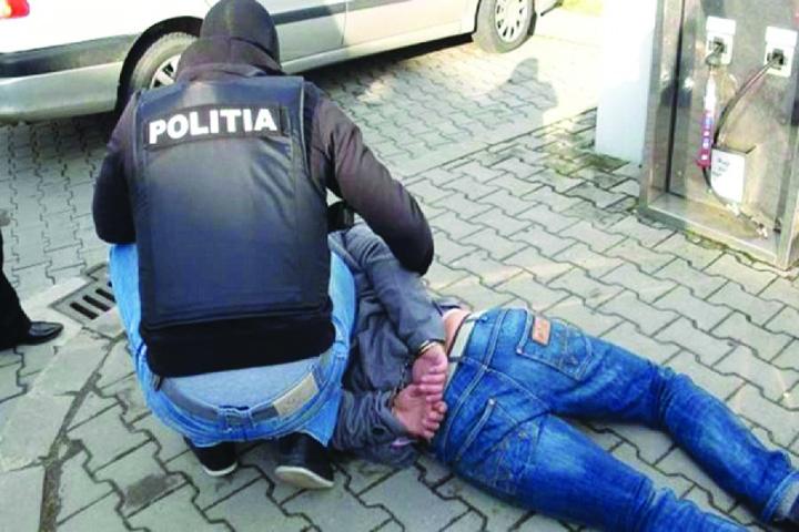 CAP CUB arest Trafic de droguri la varful MAI!