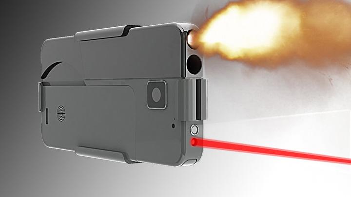 Iphone Gun 2 Pistolul iPhone ajunge in Europa