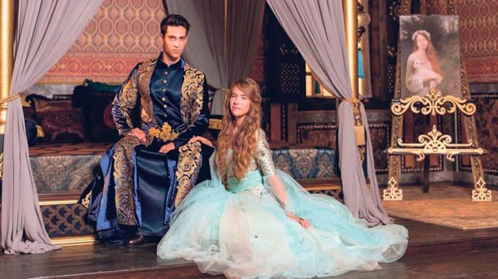 KOSEM 1 Printesa Kosem e romanca