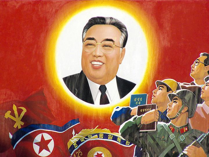 Kim Ir Sen Tiranul Kim Ir Sen papa carne de catel de doua ori pe zi
