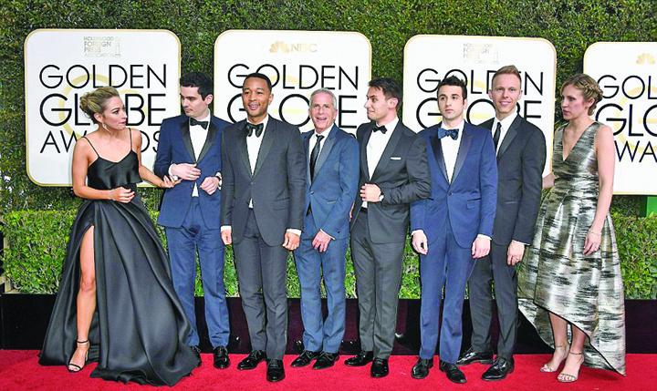 LaLa Land1 Meryl Streep a invins Globurile de Aur