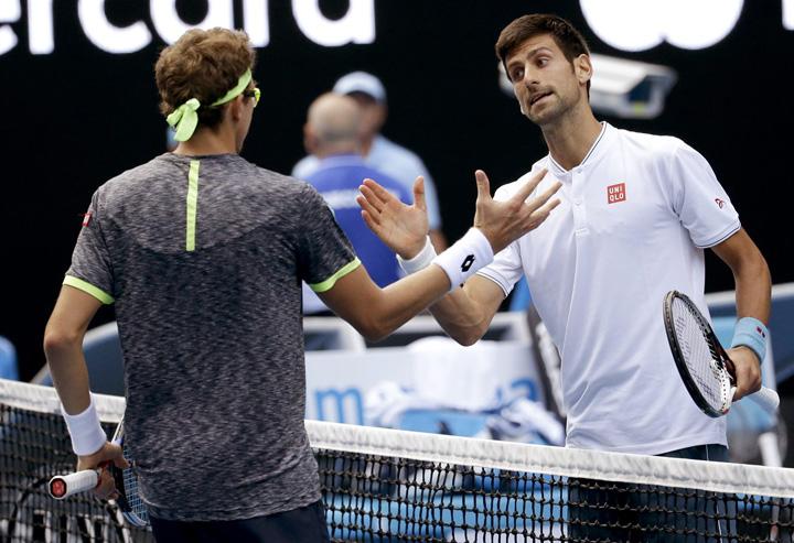 MEL396 119 2017 081753 hd Soc la Australian Open: Djokovic, eliminat de un necunoscut!