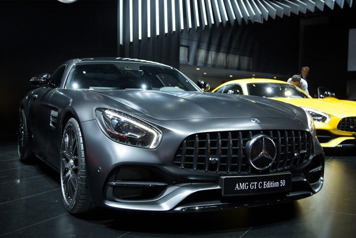 Mercedes GTC AMG Americanii, fascinati de masinile europene