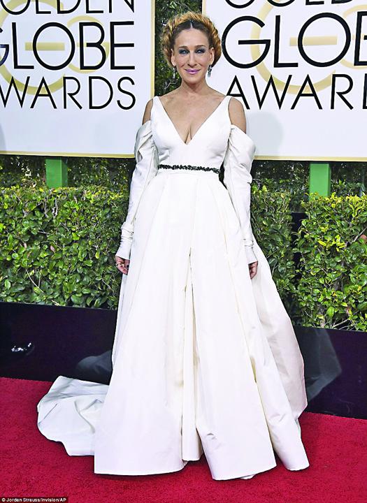 NASPA Sarah Jessica Parker Meryl Streep a invins Globurile de Aur
