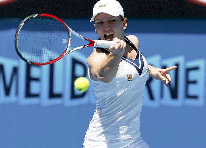 Simona Halep 1 A inceput Australian Open. Simona Halep, in deschidere!