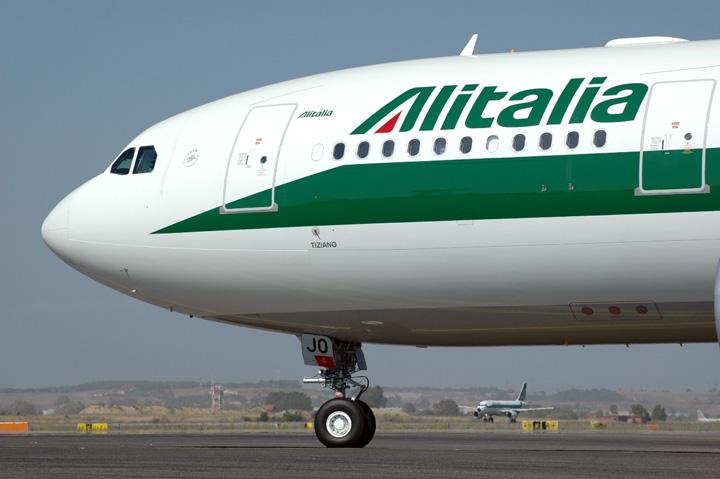 alitalia 1 Alitalia, eliminata de companiile low cost din Romania!