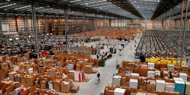 amazon Amazon descaleca la Bucuresti si face 1.000 de  angajajari
