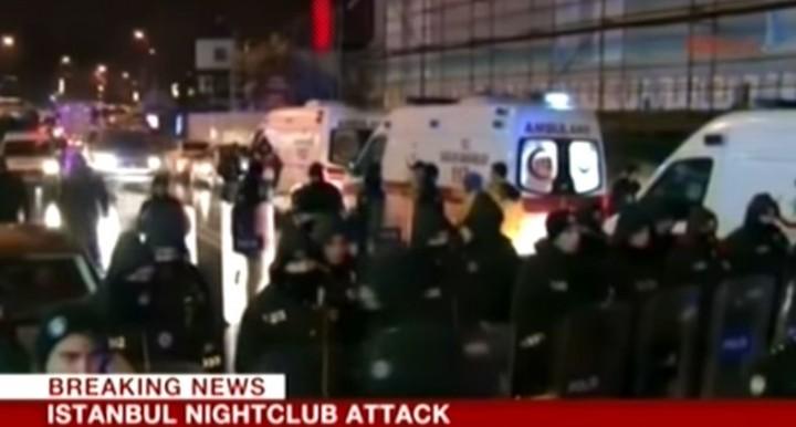 atac 720x386 Autorul atacului din clubul turc, identificat/noi retineri