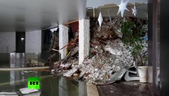 avalansaa Vesti bune din Italia: au fost gasiti 8 supravietuitori ai avalansei (VIDEO)