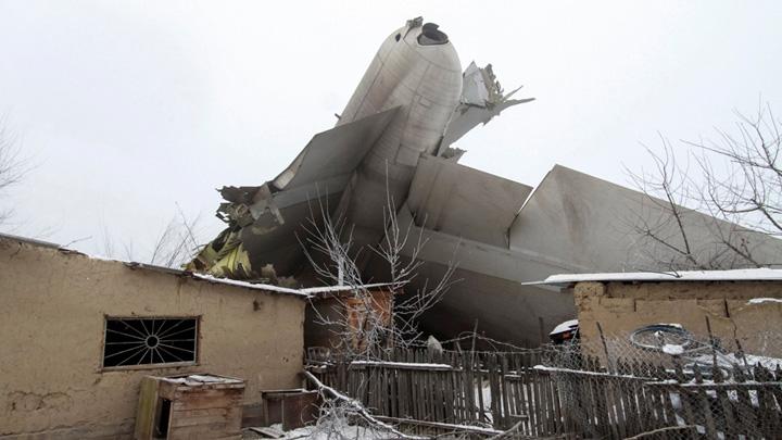 avion prabusire Avion cargo turcesc prabusit in Kirgizstan: 37 de morti