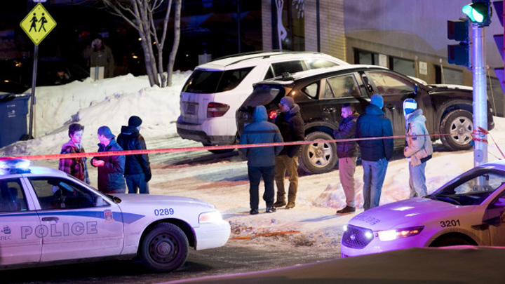 canada Atentat terorist in Quebec: 6 morti