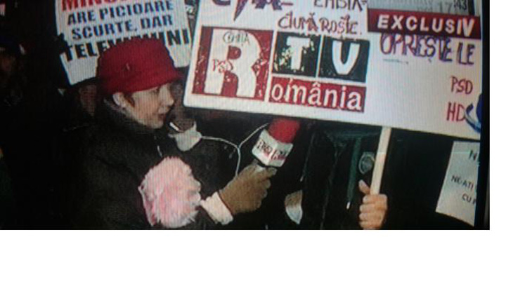 corina protest Protestele antigratiere s au transformat in proteste antiGhita