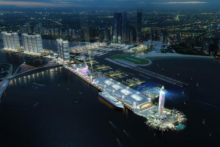 dubai Dubai Marina va gazdui 1400 de iahturi de lux