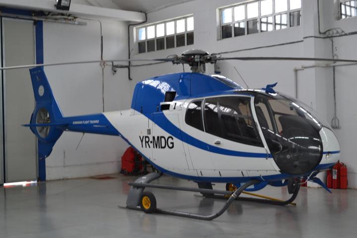 Ministrul care vine cu elicopterul l
