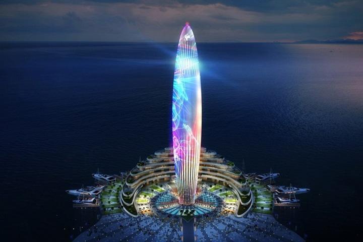 far dubai Dubai Marina va gazdui 1400 de iahturi de lux