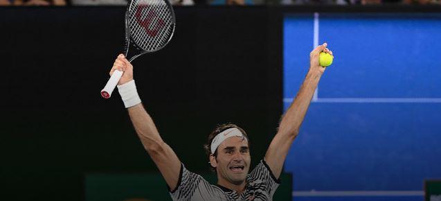 fed Roger Federer   pentru a 5 a oara campion la Australian Open!
